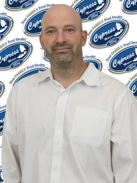 Cory Penner : Sales Manager